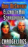 science fiction book reviews Anne McCaffrey & Elizabeth Ann Scarborough Petaybee 1. Powers That Be 2. Power Lines 3. Power Play 4. Changelings 5. Maelstrom 6. Deluge