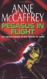 science fiction book reviews Anne McCaffrey Pegasus 1. To Ride Pegasus 2. Pegasus in Flight 3. Pegasus in Space