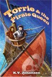 Torrie Quests K.V. Johansen review 1. Torrie and the Dragon 2. Torrie and the Pirate-Queen 3. Torrie and the Firebird 4. Torrie and the Snake-Prince