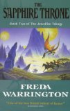 fantasy book reviews Freda Warrington Jewelfire 1. The Amber Citadel 2. The Sapphire Throne 3. Obsidian Tower