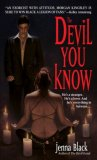 Jenna Black Morgan Kingsley Exorcist review 1. The Devil Inside 2. The Devil You Know 3. The Devil's Due 4. Speak of the Devil