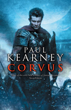 book review Paul Kearney The Macht 2. Corvus 3. Kings of Morning
