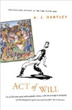 fantasy book review A.J. Hartley 1. Act of Will 2. Will Power