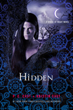 PC Cast, Kristen Cast House of Night book review 1. Marked 2. Betrayed 3. Chosen 4. Untamed 5. Hunted 6. Tempted 7. Burned 8. Awakened 9. Destined 10. Hidden