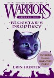 Erin Hunter Warriors reviews Super Edition Firestar's Quest, Warriors Field Guide: Secrets of the Clans, Cats of the Clans, Bluestar's Prophecy