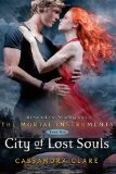 Cassandra Clare Mortal Instruments review 1. City of Bones 2. City of Ashes 3. City of Glass 4. City of Fallen Angels 5. City of Lost Souls