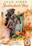 Joan Aiken fantasy book reviews The Shadow Guests, The Shoemaker's Boy, The Serial Garden: The Complete Armitage Family Stories