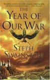 Steph Swainston Fourlands fantasy book reviews 1. The Year of Our War 2. No Present Like Time 3. The Modern World / Dangerous Offspring 4. Above the Snowline (2009)