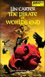 Lin Carter Gondwane fantasy book reviews 1. The Warrior of World's End 2. The Enchantress of World's End 3. The Immortal of World's End 4. The Barbarian of World's End 5. The Pirate of World's End 6. Giant of World's End