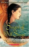 fantasy book review Kate Constable Chanters of Tremaris 1. The Singer of All Songs 2. The Waterless Sea 3. The Tenth Power