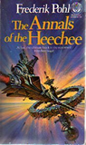 science fiction book reviews Frederik Pohl Heechee 1. Gateway 2. Beyond the Blue Event Horizon 3. Heechee Rendezvous 4. The Annals of the Heechee