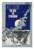 Roger Zelazny Francis Sandow 1. Isle of the Dead 2. To Die in Italbar