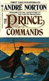 fantasy book review Andre Norton The Prince Commands