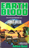 SFF book reviews James Axler Earth Blood 1. Earth Blood 2. Deep Trek 3. Aurora Quest