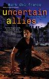 fantasy book reviews Mark Del Franco Connor Grey 1. Unshapely Things 2. Unquiet Dreams 3. Unfallen Dead 4. Unperfect Souls 5. Uncertain Allies