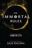 YA fantasy book reviews Julie Kagawa Blood of Eden 1. The Immortal Rules