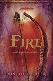 romantic fantasy book review young adult Kristin Cashore Graceling Fire