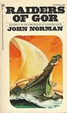 fantasy book reviews John Norman The Gorean Saga 6. Raiders of Gor 7. Captive of Gor 8. Hunters of Gor