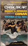 Cormac Mac Art Robert E Howard Tigers of the Sea