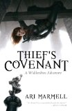 fantasy book reviews Ari Marmell Widdershins Adventures 1. Thief's Covenant