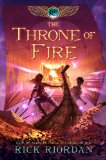Rick Riordan The Kane Chronicles One: The Red Pyramid 2. The Throne of Fire