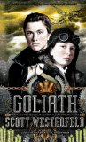 YA fantasy book reviews Scott Westerfeld Leviathan 2. Behemoth 3. Goliath