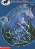 children's fantasy book reviews Janni Lee Simner Phantom Rider 1. Ghost Horse 2. The Haunted Trail 3. Ghost Vision