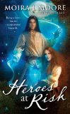book review Moira J. Moore 1. Resenting the Hero 2. The Hero Strikes Back 3. Heroes Adrift 4. Heroes at Risk 5. Heroes Return
