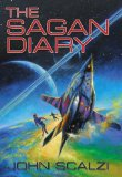 science fiction book reviews John Scalzi Agent to the Stars, The Android's Dream, Questions for a Soldier, The Sagan Diary
