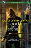 Retrievers Laura Anne Gilman review 1. Staying Dead 2. Curse the Dark 3. Bring It on 4. Burning Bridges 5. Free Fall 6. Blood from Stone