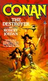 Robert Jordan The Conan Chronicles, The Further Chronicles of Conan, Conan the Destroyer
