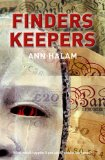 YA fantasy book reviews Ann Halam Finders Keepers