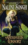 urban fantasy book reviews Nalini Singh Guild Hunter 1. Angels' Blood 2. Archangel's Kiss 3. Archangel's Consort