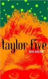 YA fantasy book reviews Ann Halam Taylor Five