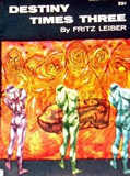 fantasy book review Fritz Leiber Destiny Times Three
