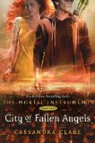 Cassandra Clare Mortal Instruments review 1. City of Bones 2. City of Ashes 3. City of Glass 4. City of Fallen Angels