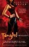 Jennifer Estep Elemental Assassin 1. Spider's Bite 2. Web of Lies 3. Venom 4. Tangled Threads