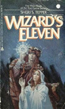 Sheri S. Tepper The True Game 1. King's Blood Four 2. Necromancer Nine 3. Wizard's Eleven