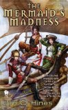 Jim C Hines The Princess Books 1. The Stepsister Scheme (January 2009) 2. The Mermaid's Madness 3. 3. Red Hood's Revenge  book review