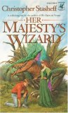 Christopher Stasheff Wizard in Rhyme book reviews 1. Her Majesty's Wizard 2. The Oathbound Wizard 3. The Witch Doctor 4. The Secular Wizard 5. My Son, the Wizard 6. The Haunted Wizard 7. The Crusading Wizard 8. The Feline Wizard