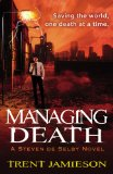 fantasy book reviews Trent Jamieson 1. Death Most Definite 2. Managing Death