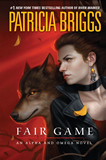 book review Patricia Briggs Anna and Charles Alpha and Omega 1: Cry Wolf 2. Hunting Ground 3. Fair Game