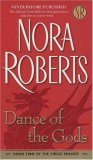 Nora Roberts The Circle Trilogy book review 1. Morrigan's Cross 2. Dance of the Gods 3. Valley of Silence
