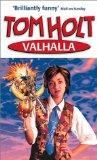 fantasy book review Tom Holt  Valhalla