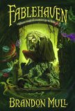 Brandon Mull children's fantasy book reviews 1. Fablehaven 2. Rise of the Evening Star 3. Grip of the Shadow Plague 4. Secrets of the Dragon Sanctuary