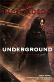 Kat Richardson book reviews Greywalker 1. Greywalker 2. Poltergeist 3. Underground 3. Vanished