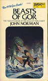 fantasy book reviews John Norman The Gorean Saga 11. Slave Girl of Gor 12. Beasts of Gor 13. Explorers of Gor 14. Fighting Slave of Gor 15. Rogue of Gor
