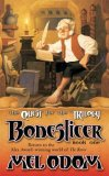 Mel Odom fantasy book review The Quest for the Trilogy: 1. Boneslicer 2. Seaspray 3. Deathwhisperer