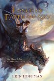 fantasy book reviews Erin Hoffman The Chaos Knight 1. Sword of Fire and Sea 2. Lance of Earth and Sky