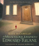 children's fantasy book reviews Kate DiCamillo The Miraculous Journey of Edward Tulane, Louise, the Adventures of a Chicken